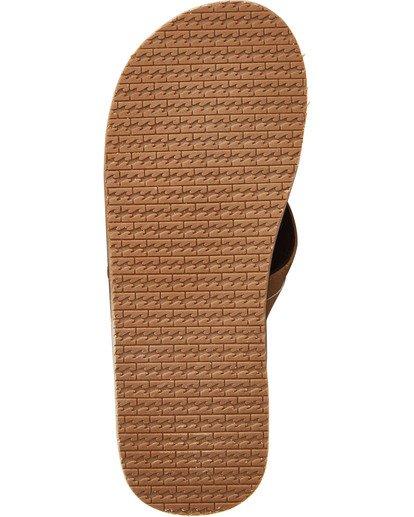 2 All Day Impact Sandals Yellow MAFTAADI Billabong