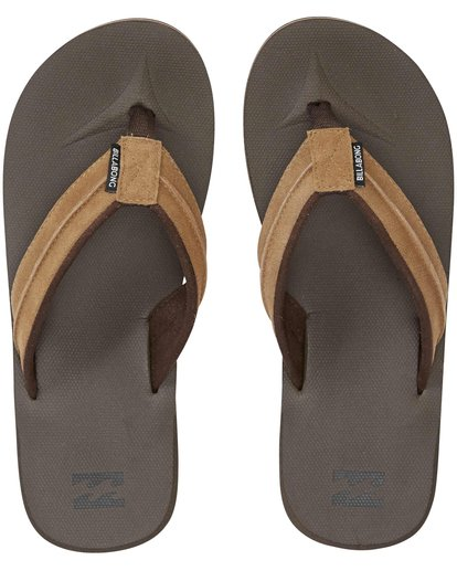 1 All Day Impact Lux Sandals  MAFTEADL Billabong