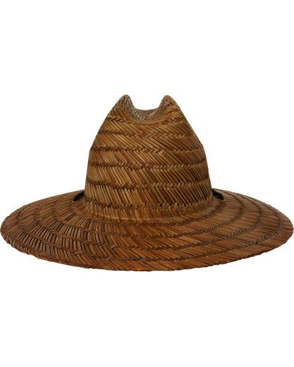 3 Tides Hat Brown MAHTATID Billabong