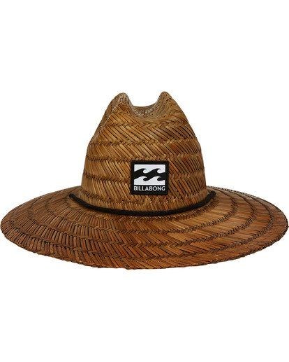 1 Tides Straw Hat Brown MAHTATID Billabong