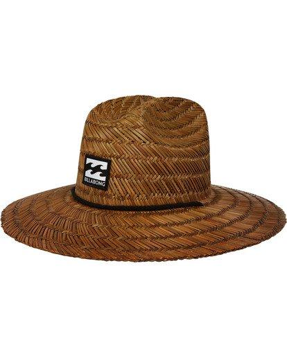 0 Tides Hat Brown MAHTATID Billabong