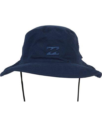 1 Big John Hat Blue MAHTGBIG Billabong