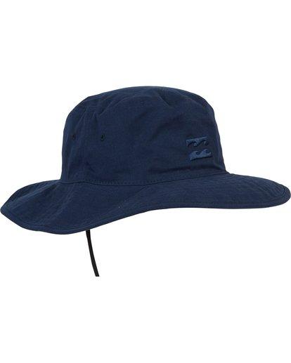 2 Big John Hat Blue MAHTGBIG Billabong
