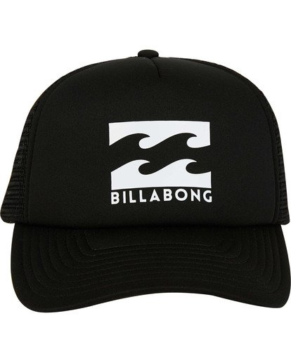 1 Podium Trucker Hat  MAHTGPOD Billabong