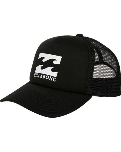 0 Podium Trucker Hat  MAHTGPOD Billabong