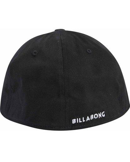 3 All Day Stretch Fit Solid Hat  MAHTJAST Billabong