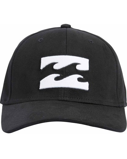 1 All Day Stretch Fit Solid Hat  MAHTJAST Billabong