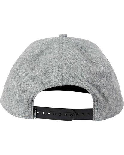 3 All Day Heather Snapback Hat  MAHTLAHS Billabong