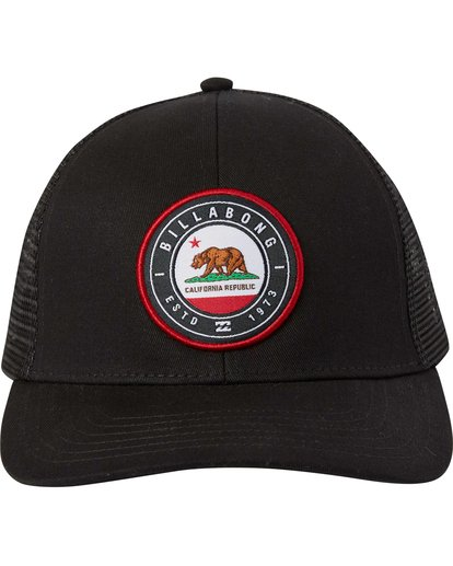 1 Native Rotor Trucker Hat  MAHTLNAR Billabong