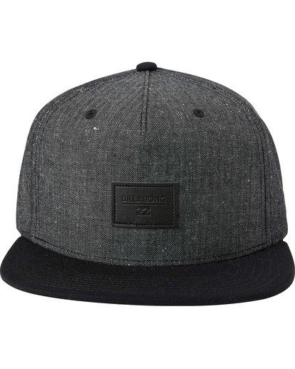 1 Oxford Snapback Hat  MAHTLOXF Billabong