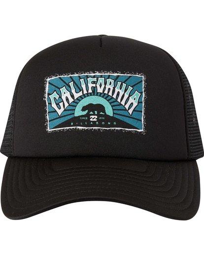 1 Republic California Trucker Hat  MAHTLRCA Billabong
