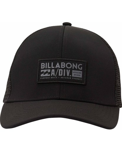 1 A-Div Trucker  MAHTMADI Billabong