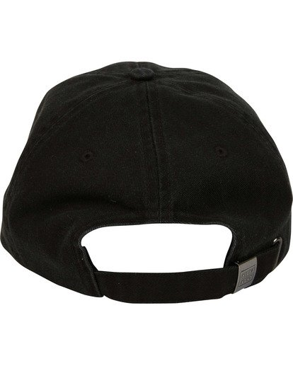 3 All Day Lad Cap Black MAHTMADL Billabong