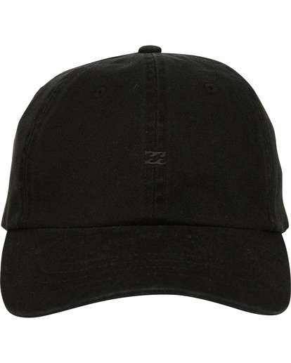 1 All Day Lad Cap Black MAHTMADL Billabong