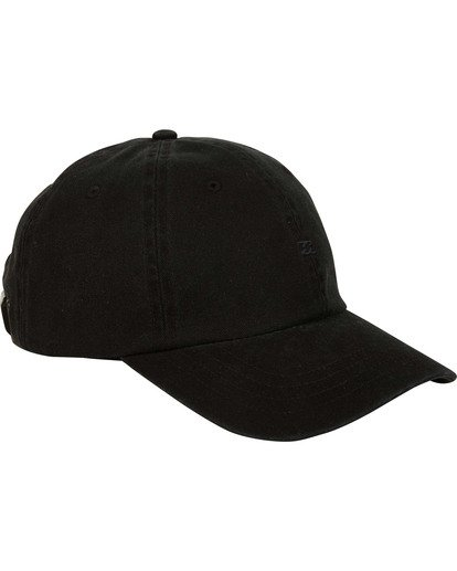 2 All Day Lad Cap Black MAHTMADL Billabong