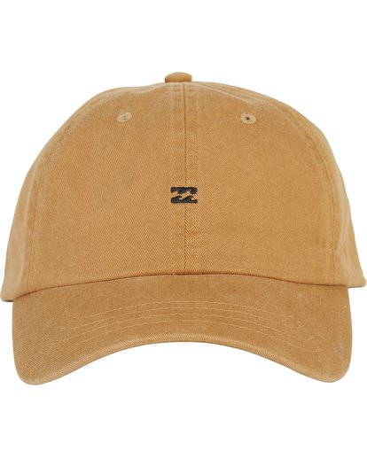 1 All Day Lad Cap Brown MAHTMADL Billabong