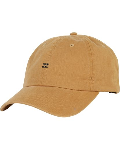 0 All Day Lad Cap Brown MAHTMADL Billabong