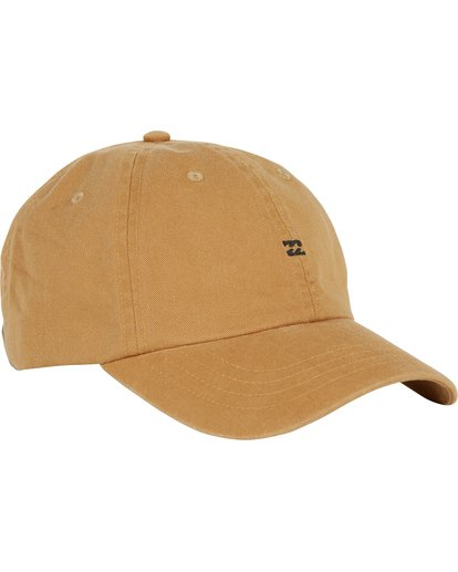 2 All Day Lad Cap Brown MAHTMADL Billabong