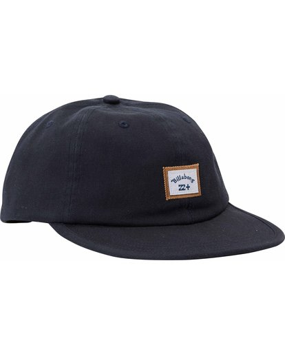 1 Coast Snapback Hat Blue MAHTMCOA Billabong