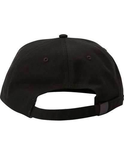 2 Current Hat Black MAHTMCUR Billabong