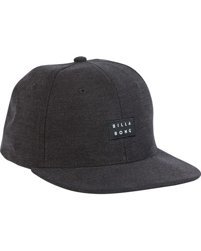 2 Primary Snapback Hat Black MAHTMPRI Billabong
