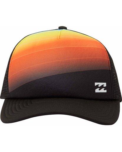 1 Range Trucker Hat  MAHTMRAN Billabong