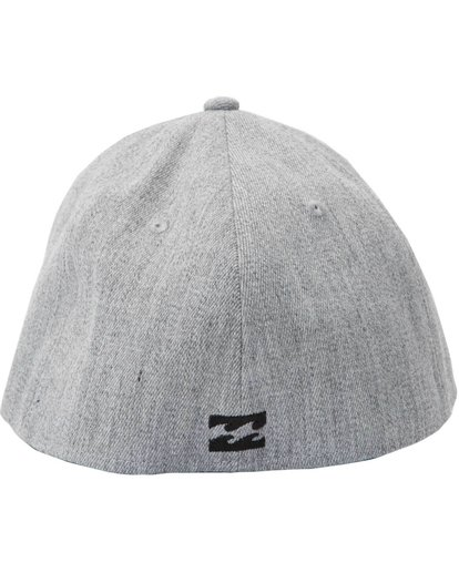 3 United Stretch Hat Grey MAHTMUNT Billabong