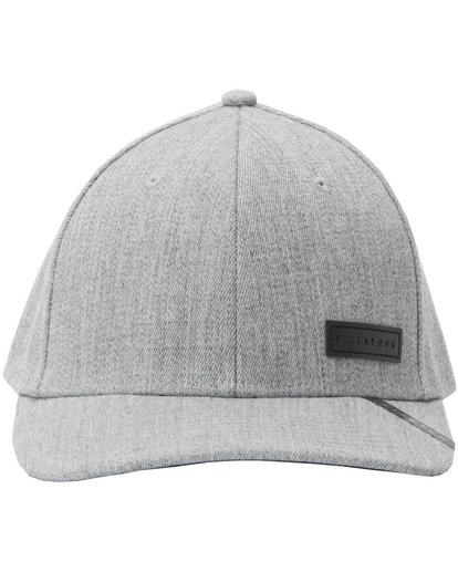 1 United Stretch Hat Grey MAHTMUNT Billabong