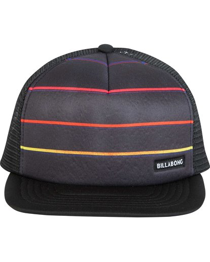 1 73 Trucker Hat Black MAHWNB73 Billabong