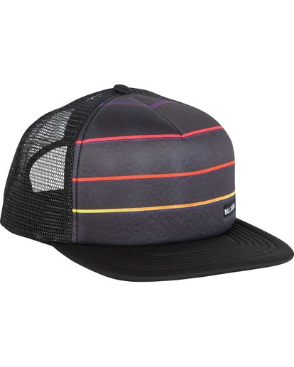 2 73 Trucker Hat Black MAHWNB73 Billabong