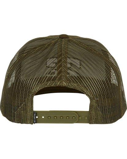 3 All Day Trucker Hat  MAHWNBAR Billabong