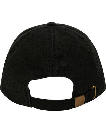 3 Die Cut Lad Hat Black MAHWNBDC Billabong
