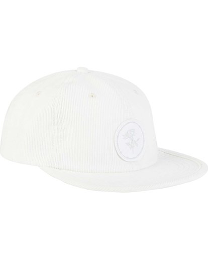 2 Billabong Gallery Sean Morris Snapback Hat White MAHWNBGA Billabong