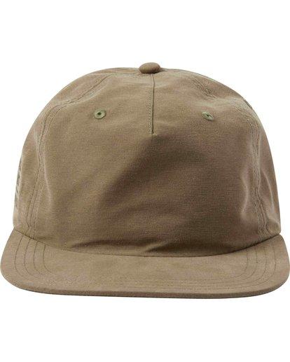 1 Surfplus Snapback Hat  MAHWNBPL Billabong