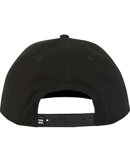 3 Sundays Snapback Hat  MAHWNBSD Billabong