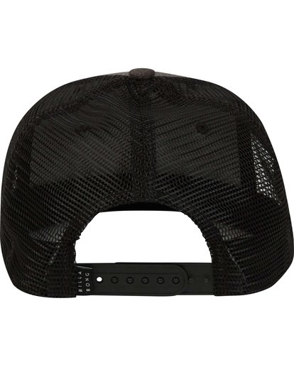 3 Stacked Trucker Hat Black MAHWNBST Billabong