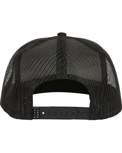 3 Stacked Trucker Hat Black MAHWNBST Billabong