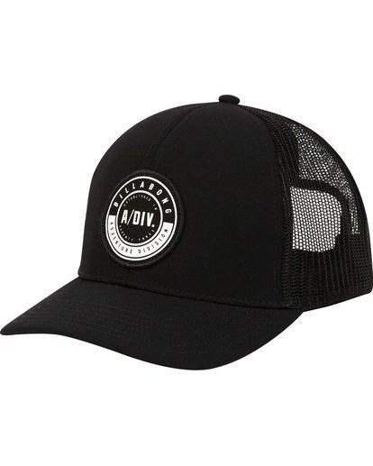 0 A Div Trucker Hat  MAHWPBAD Billabong