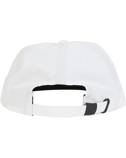 3 Men's Half Cap White MAHWPBBH Billabong