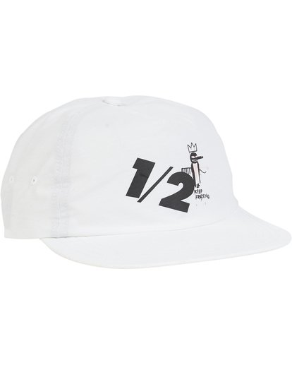 2 Men's Half Cap White MAHWPBBH Billabong