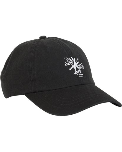 2 Knives Cap  MAHWPBBK Billabong