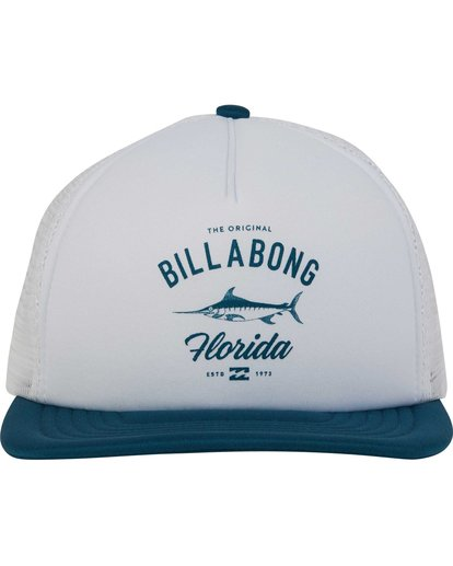1 Florida Trucker Hat  MAHWPBFL Billabong