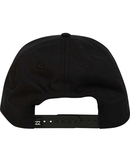 3 The Peninsula Hat Black MAHWPBPE Billabong