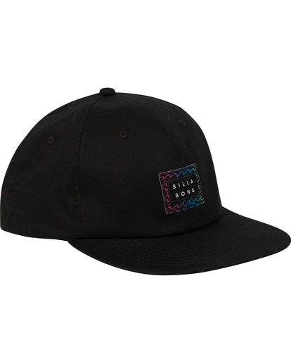 2 The Peninsula Hat Black MAHWPBPE Billabong
