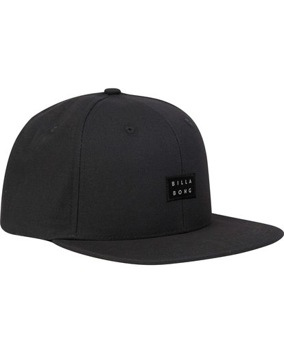 2 Primary Snapback Hat Black MAHWPBPR Billabong