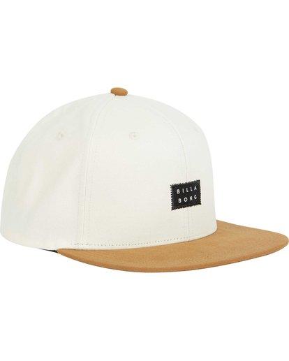 2 Primary Snapback Hat Grey MAHWPBPR Billabong