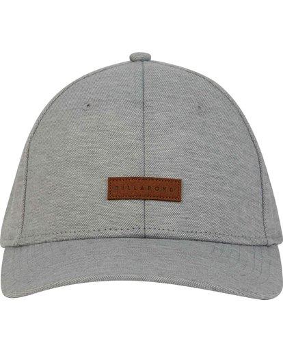 1 United Stretch Hat Grey MAHWPBUN Billabong