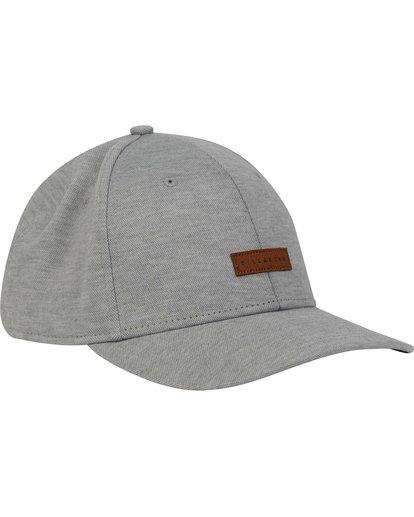 2 United Stretch Hat Grey MAHWPBUN Billabong