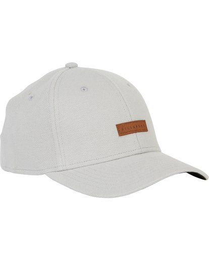 2 United Stretch Hat Grey MAHWPBUN Billabong