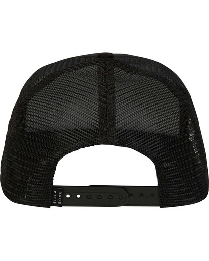 3 Upgrade Trucker Hat Black MAHWPBUP Billabong